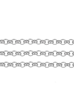 www.sayila.co.uk - Stainless steel chain with 2,5mm links
