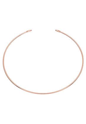 www.sayila.es - Pieza de metal para hacer un collar rígido 35cm, 2mm de grueso