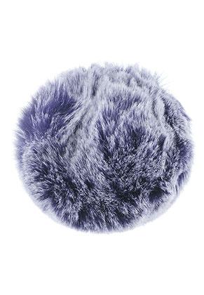 www.sayila.com - Fluff ball with elastic loop 90mm