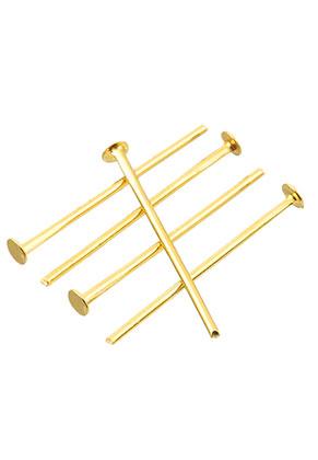 www.sayila.com - Metal head pins 20mm (0,8mm thick) (± 170 pcs.)