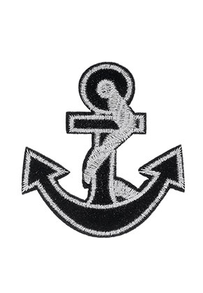 www.sayila.com - Textile patch anchor 64x60mm