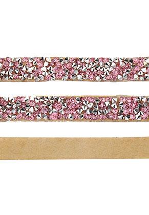 www.sayila-perles.be - Bande en strass auto-adhésif, largeur 10mm