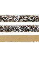 www.sayila.co.uk - Strass cord self-adhesive, 10mm wide - D23850