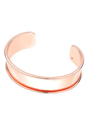 www.sayila.nl - Brass cuff armband blank 20cm, 2cm breed