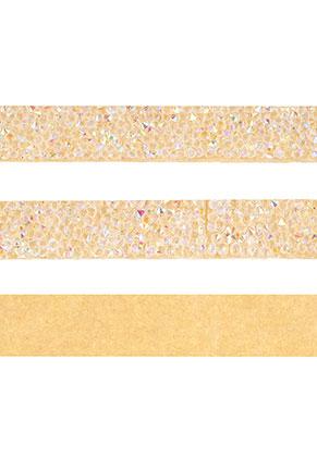 www.sayila-perles.be - Bande en strass auto-adhésif, largeur 15mm