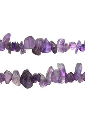 www.sayila.com - Natural stone beads Amethyst 4-14x1-8mm