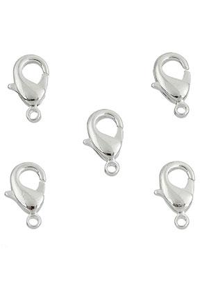 www.sayila.com - Brass lobster claw clasps 12x7mm