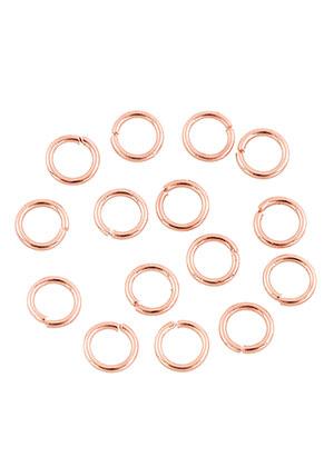 www.sayila.com - Metal jump rings round 5mm (± 145 pcs.)