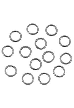 www.sayila.nl - Metalen ringetjes rond 8mm (± 80 st.)