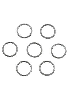 www.sayila.nl - Metalen ringetjes rond 12mm (± 35 st.)