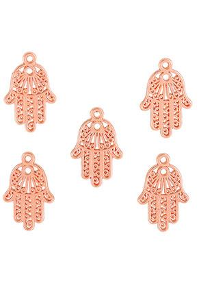 www.sayila.fr - Pendentifs/breloques en métal main de Fatima 24x15mm