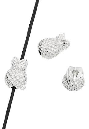 www.sayila.com - Metal beads pineapple 13x8,5x7mm
