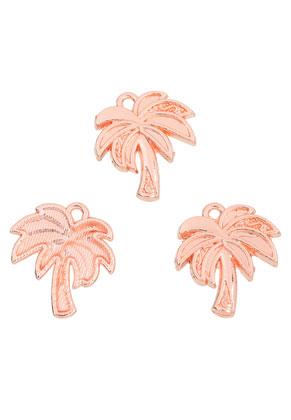 www.sayila.nl - Metalen hangers/bedels palmboom 20x18mm