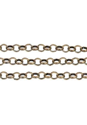www.sayila.es - Cadena de metal con eslabón 3mm