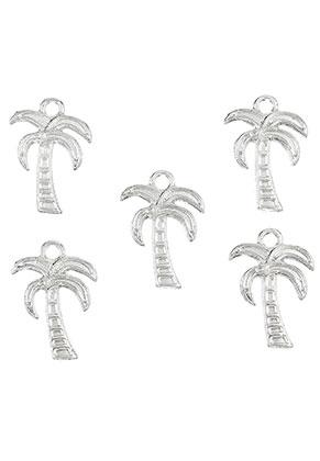 www.sayila.com - Metal pendants/charms palm tree 18x13mm