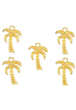 www.sayila.com - Metal pendants/charms palm tree 18x13mm