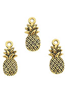 www.sayila.com - Metal pendants/charms ananas 20x18mm - D24657