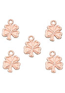www.sayila.com - Metal pendants/charms four-leaf clover 17x13mm - D24664