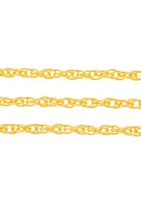 www.sayila.nl - Metalen ketting met 6x4mm schakels (100cm)