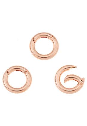 www.sayila.fr - Entre-deux/fermoirs/anneaux EasyClip en métal 18mm