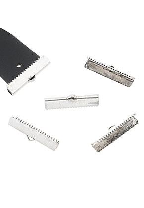 www.sayila.es - Terminales para cinta de metal para cordón y cuero 30x8mm