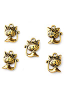 www.sayila.com - Metal pendants/charms cat 16x12mm - D25167