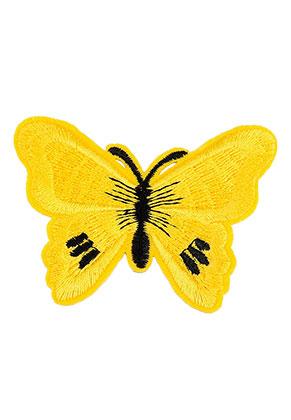 www.sayila.com - Textile patch butterfly 68x53mm