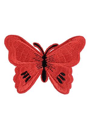 www.sayila.es - Parche de textil mariposa 68x53mm