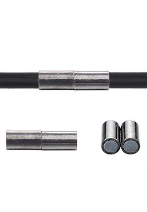 www.sayila-perlen.de - Metall Magnetverschluß 18x5mm