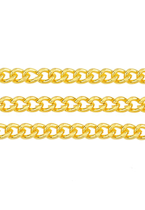 www.sayila.nl - Metalen ketting met 6x4mm schakels (± 100cm)