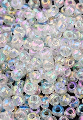 www.sayila.nl - Glas rocailles/borduurkralen 6/0 4x3mm (± 500 st.)