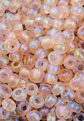 www.sayila-perlen.de - Glas Rocailles 6/0 4x3mm (± 500 St.)