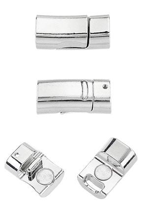 www.sayila.com - Metal magnetic clasps 26x12,5mm