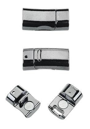 www.sayila.es - Cierres de metal, magnéticos 26x12,5mm