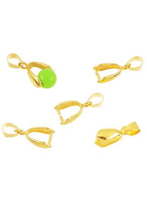 www.sayila.be - Brass klemmetjes voor hangers 20x8x5mm