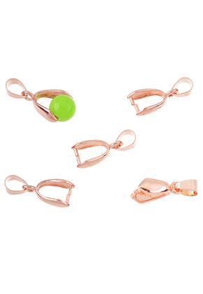 www.sayila.nl - Brass klemmetjes voor hangers 20x8x5mm