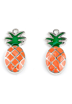 www.sayila.com - Metal pendants pineapple 23,5x11,5mm
