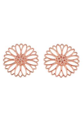 www.sayila.com - Metal pendants/connectors flower 34mm