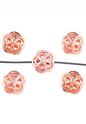 www.sayila.nl - Metalen kralen bloem 14,5x14mm
