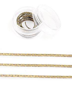 www.sayila.fr - Chaîne en brass 1mm