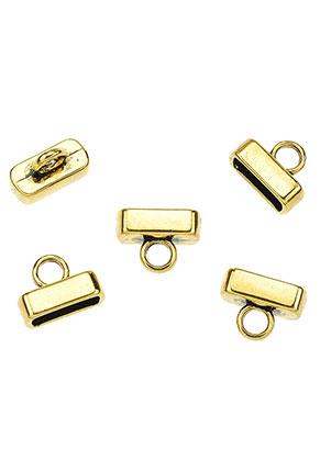 www.sayila.com - Metal caps with eye 13x9,5x6mm