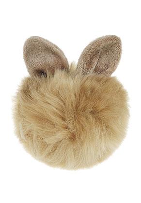 www.sayila.es - Bola de pelusa con lazo conejo 12x10cm
