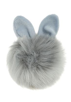 www.sayila.nl - Pluizenbol met lusje konijn 12x10cm