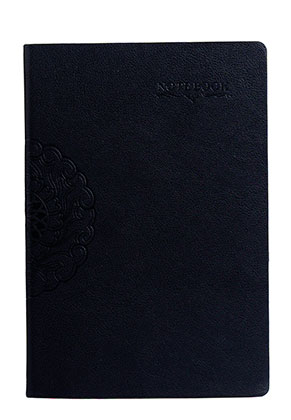 www.sayila.es - Cuaderno de notas con estampado mandala 21x14,5x1,6cm