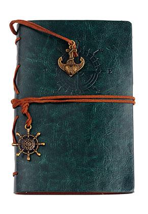 www.sayila.es - Cuaderno de notas con rosa de los vientos 18,5x12,5cm