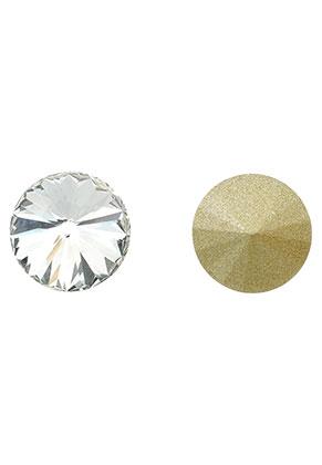 www.sayila.nl - Glas kristal rivolisteen rond 12mm