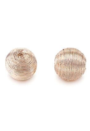 www.sayila.fr - Perles en bois entouré avec du fil ronde 18x17,5mm