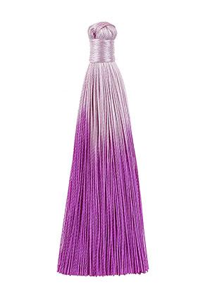 www.sayila.com - Textile tassel 8-9x1,5cm