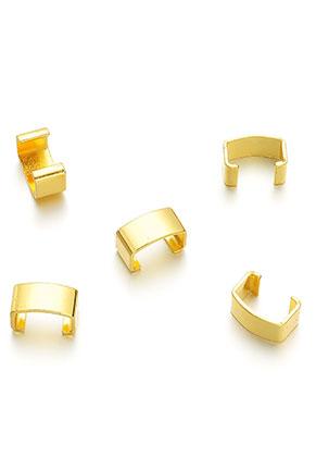 www.sayila.es - Abalorios/clips de brass 8x4mm (± 30 pcs.)
