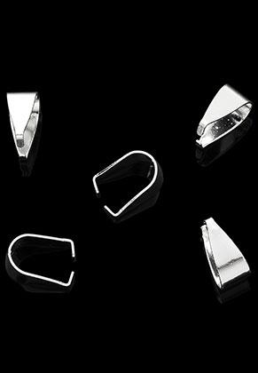 www.sayila.fr - Pinces en brass pour pendentifs 9,5x5mm (± 20 pcs.)